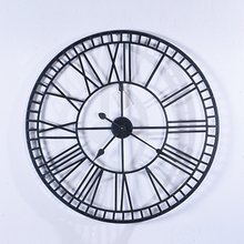 Industrial Antique Retro Custom Metal Wall Clock