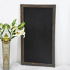 Antique Rustic Wooden Hanging Blackboard