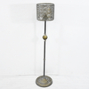 Shabby Chic Vintage Looking Metal Retro Led Floor Lamps