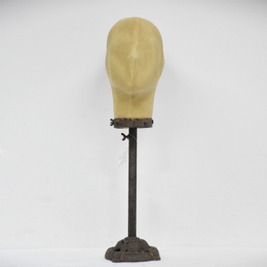Wholesale Decorative Vintage Male Mannequin Heads