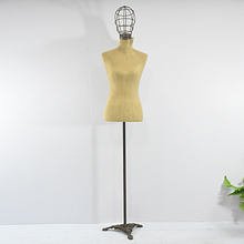 Unique Mannequin / Dress Forms Assembled From Fun Vintage Pieces