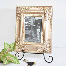 Antique Golden Customized Picture Photo Wood Frames